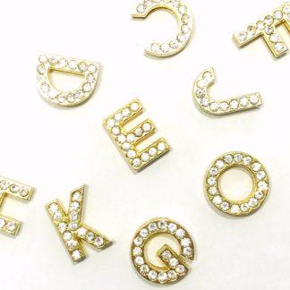 Crystal Letters & Sliders