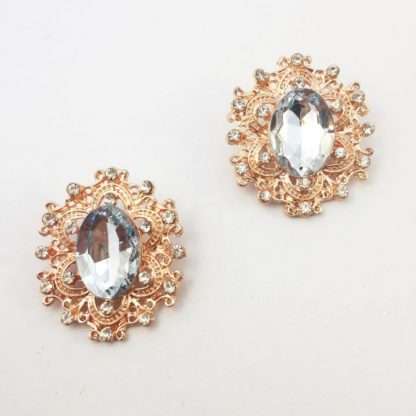 Rose gold centres