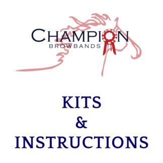 Browband Kits & Instructions